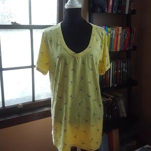 4/$15 Size 1X Margarita short sleeve t-shirt